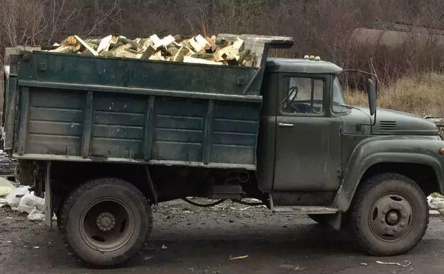 Зил самосвал дров 6 складометров + Бесплатная доставка