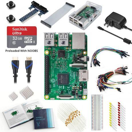 Миникомпьютер Raspbery pi3 model b