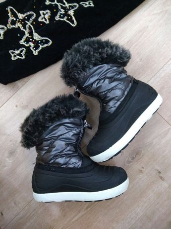 Ботинки зима, сапоги Kamik 15 см