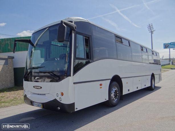 Scania hispano 60 lugares eco 3 l9 4 ib