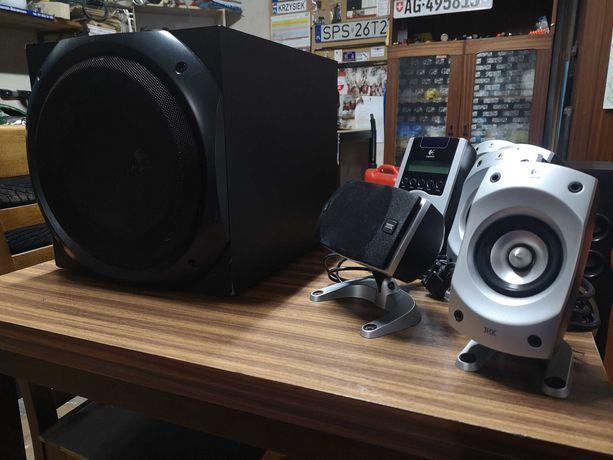 głośniki 5.1 Logitech Z5500
