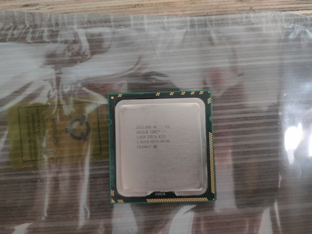 Intel i7 950, LGA1366