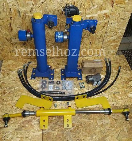 Переоборудования под насос дозатор с двухсторонним цилиндром МТЗ 80