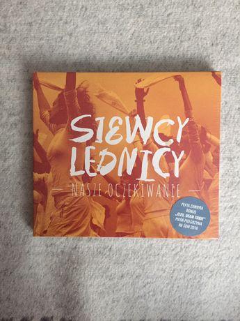 Siewcy Lednicy - Nasze Oczekiwanie plyta cd