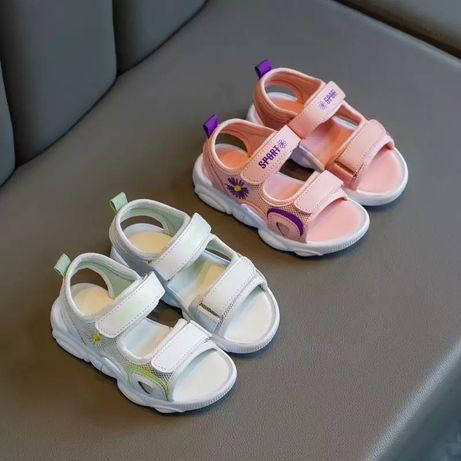 Босоніжки на дівчинку, спортивні сандалії для дівчинки, рр.26-37