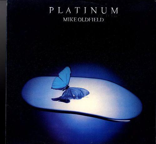Vinil Album Mike Oldfield - Platinum