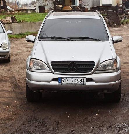 Mercedes-Benz ML 4.0 2002 г.в. Рестайл