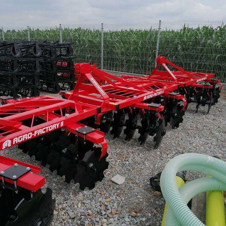 Brona talerzowa Agro-Factory BTV 2 FI510 2,1m