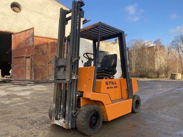 Навантажувач дизельний марки STILL R70-30