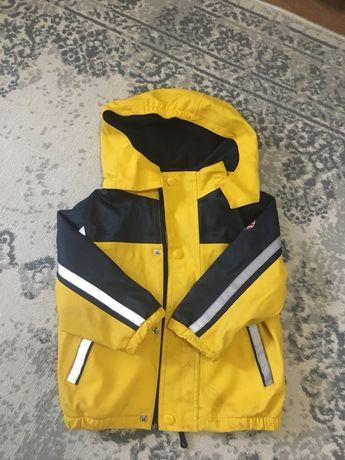 Куртка  дождевик 86-92 рост