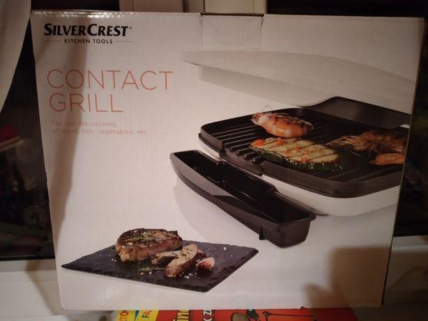 Opiekacz/grill silver crest
