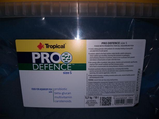 Comida peixes granulado Tropical Pro Defense avulso