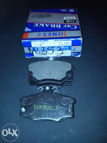 klocki hamulcowe TOMEX 10-73 / WVA20839 / BP353