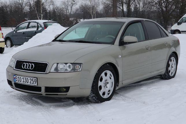Audi A4 1.8T BEX 190KM 2003r 185tysKm Wzorowy Stan