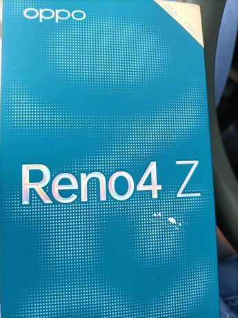 Vendo oppo reno4  z 8gb 128gb equipamento novo com caixa e garantia