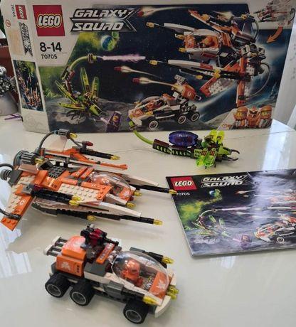 Оригинал Lego Space Galaxy Squad Охотник за инсектоидами 70705