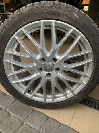Audi A6 alufelgi 3 sztuki nowe opony a8 a5 q5 255/40r19