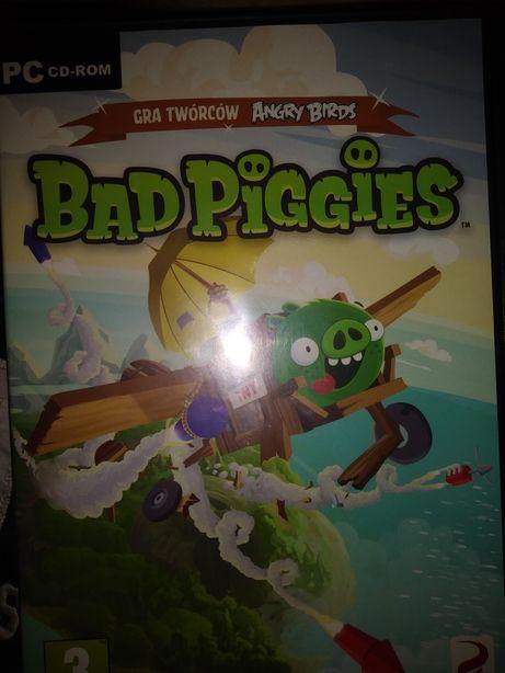 Bad piggies gra