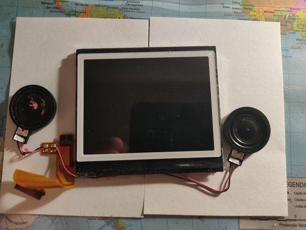 Ecrã superior e inferior para Nintendo DS Lite