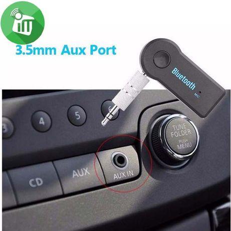 Bluetooth AUX Ресивер аудио приемник