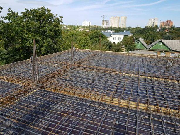 Фундаменты и монолитные работы под ключ, Киев и Киевская область