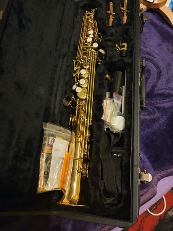 Saksofon Thomann TSS350 zamiana na SIMSON,WSK,MZ.soundbar jbl+dopłata