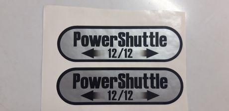 naklejkamassey fergusson Power shuttle 12x12 Power shuttle 24x24