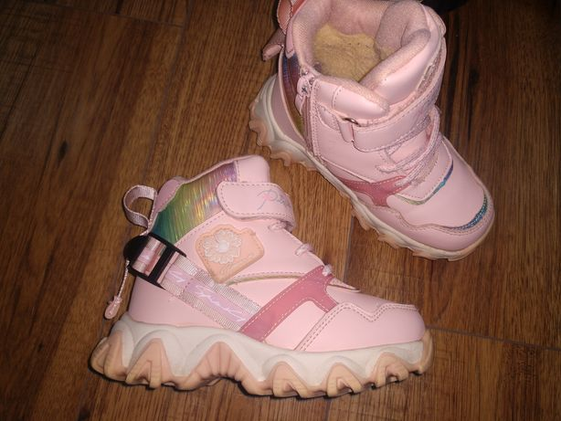 Зимові черевики 27 розмір