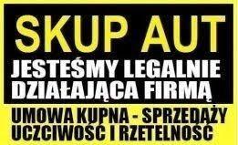 Skup AUT Słupsk Sławno Ustka Lębork Łeba