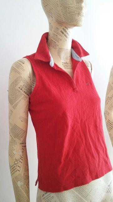 Bluzka Tommy Hilfiger. róż. M cena 30zł.