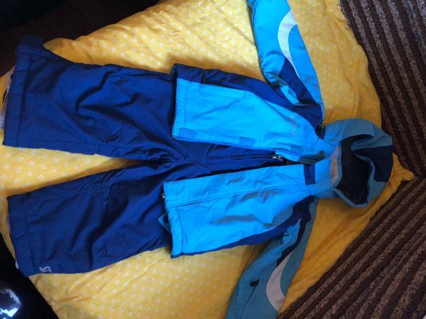 Зимняя куртка snoxx на 3 года