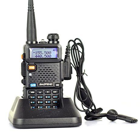 Radiotelefon Baofeng Skaner -Straż ,TAXI,Pogotowie,Odblokowany Nasłuch