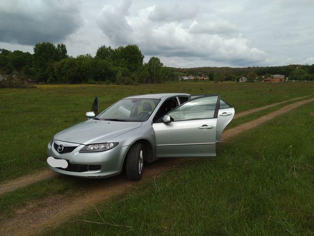 Продам Mazda (Мазда) 6 2007г.в. газ/бензин