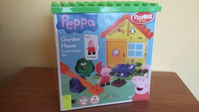 Klocki Peppa Garden House