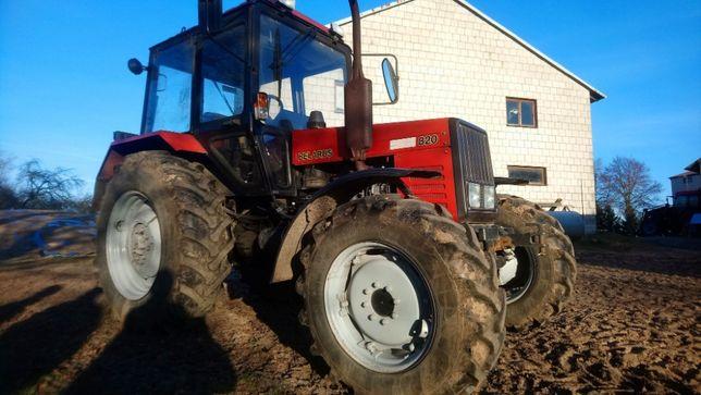 Ciągnik rolniczy Belarus 820