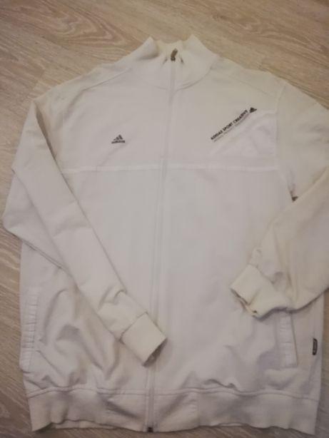 Bluza męska sportowa na zamek Adidas XXL