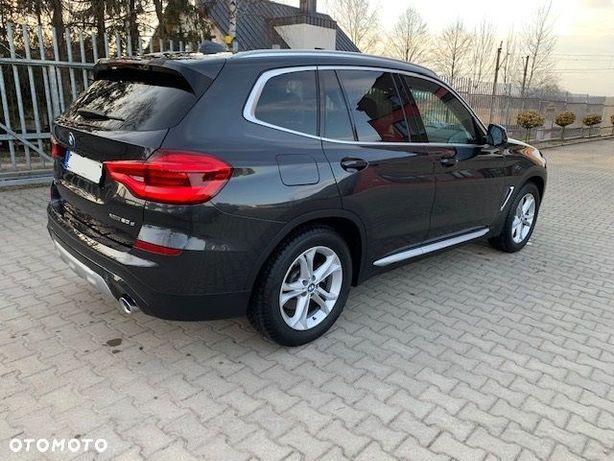 BMW X3 X3 2.0d Xdrive Aut LED HeadUp Navi Harman Kardon Skóra Hak Webasto FV
