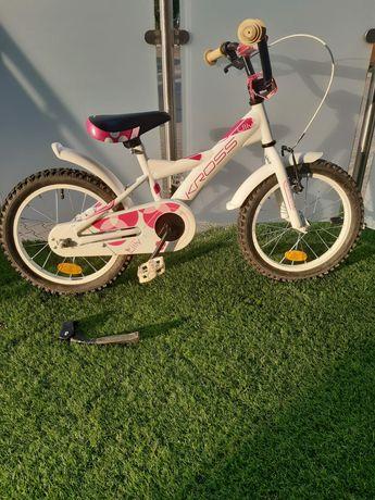 Rower Kross lilly 16 cali dla dziewczynki