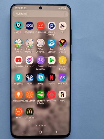 Samsung Galaxy S20 plus 5g czarny super zestaw