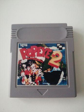 Sprzedam grę game boy Popeye 2