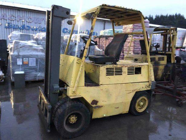 wózek widłowy bułgar balcancar   udźwig 3,5 tony