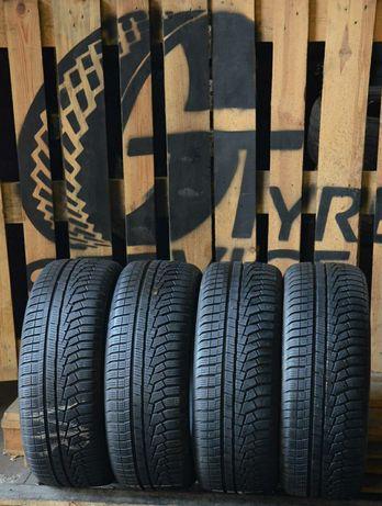 Резина  90 % зимова шини колеса зима зимние 205 50 17 Hankook