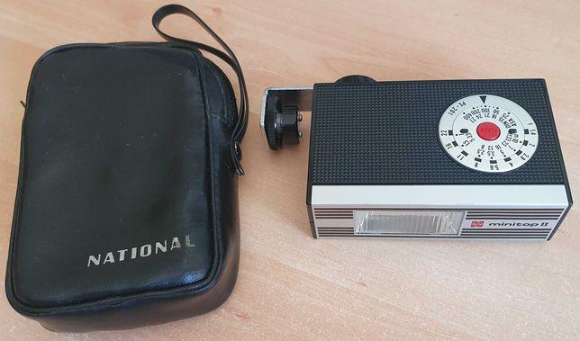 Flash para máquina fotográfica antiga NATIONAL PE-201