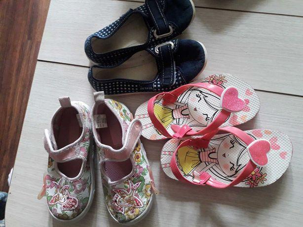 Обувка девочке на лето, 28 р-р, состояние отличное