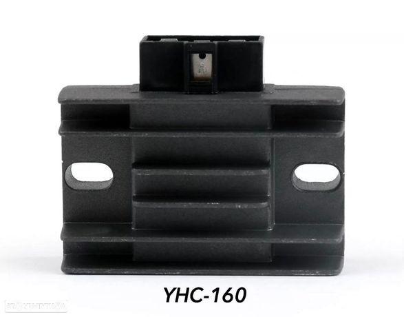 Rectificador, Yamaha XT125R XTZ 125 YBR 125