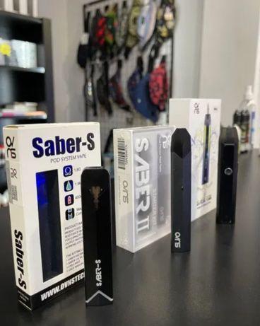 POD system без жидкости/ Вейп OVNS Saber/Saber-S/Saber 2/Saber 3/Флеш