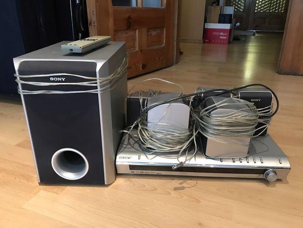 Kino domowe Sony DAV-DZ100 uszkodzone.