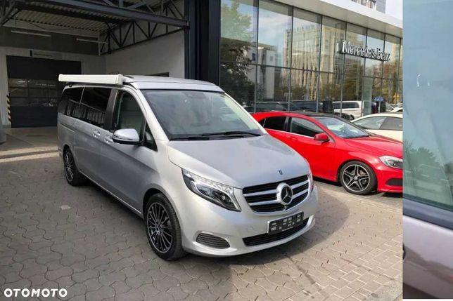 FastCamper.eu Wynajem kampera Mercedes Marco Polo - wolne terminy