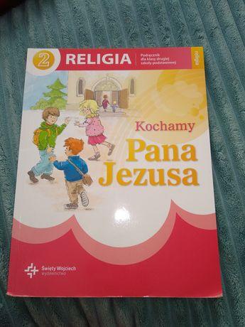 Podręcznik do religii Kochamy Pana Jezusa