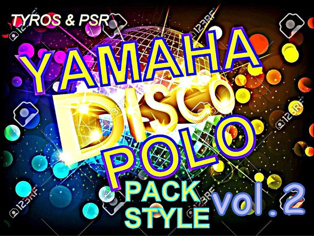Tyros & Genos & Yamaha Psr Disco Polo vol.2 Expansion Pack